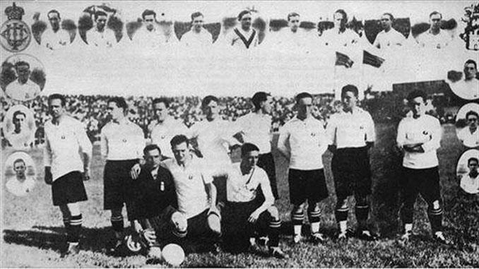 Real Unión de Irún en 1927 - Odio Eterno Al Fútbol Moderno