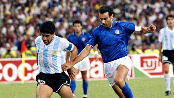 Italia vs Argentina del Mundial 1990 - Odio Eterno Al Fútbol Moderno