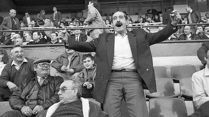El Panadero Archena en La Condomina - Odio Eterno Al Fútbol Moderno