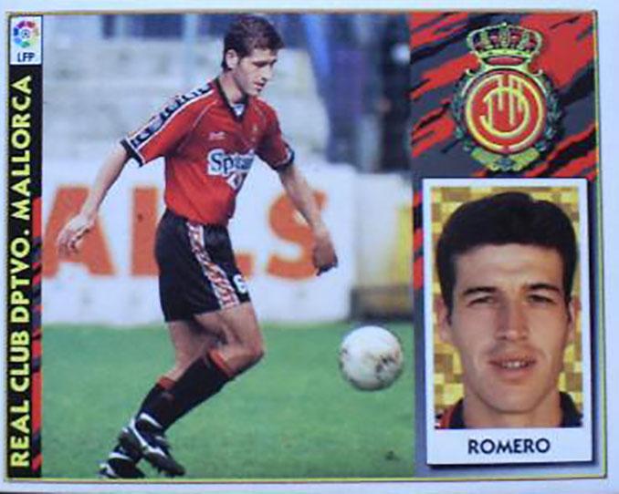 Cromo de Enrique Romero - Odio Eterno Al Fútbol Moderno