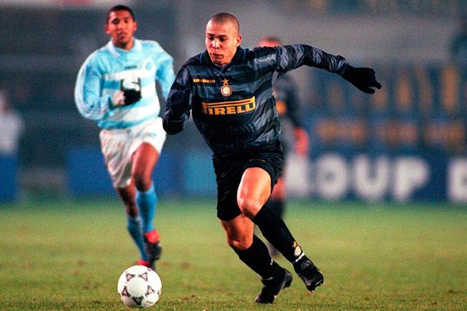 Ronaldo en forma era imparable - Odio Eterno Al Fútbol Moderno