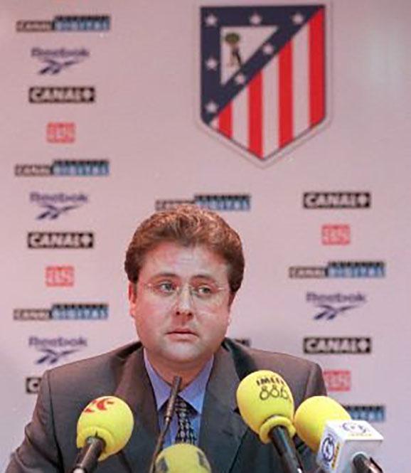 El administrador judicial Luis Manuel Rubí - Odio Eterno Al Fútbol Moderno