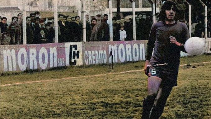 Trinche Carlovich jugando en Central Córdoba - Odio Eterno Al Fútbol Moderno