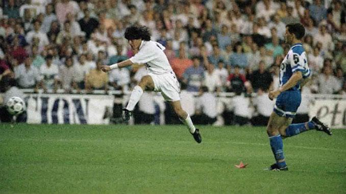 El gol de Zamorano al Deportivo le dio la Liga 94-95 al Real Madrid - Odio Eterno Al Fútbol Moderno