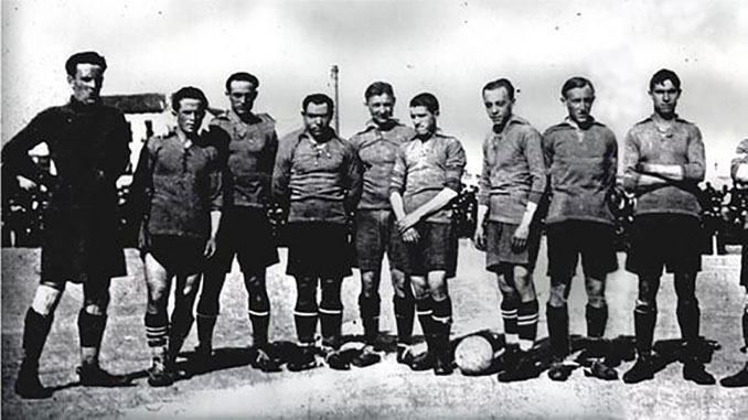 Arenas de Getxo campeón de Copa en 1919 - Odio Eterno Al Fútbol Moderno