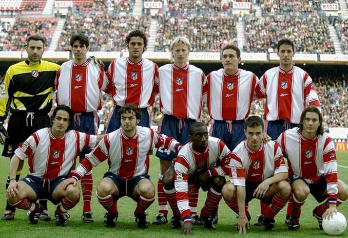 Atlético de Madrid en la temporada 1999-2000 - Odio Eterno Al Fútbol Moderno