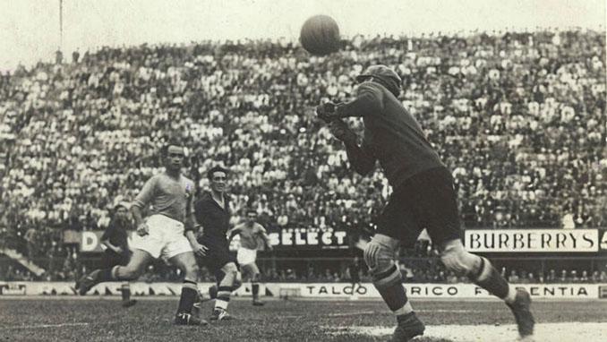 Italia vs España en el Mundial 1934 - Odio Eterno Al Fútbol Moderno