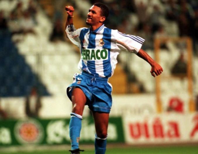 Djalminha era el jugador más determinante de aquel Deportivo - Odio Eterno Al Fútbol Moderno