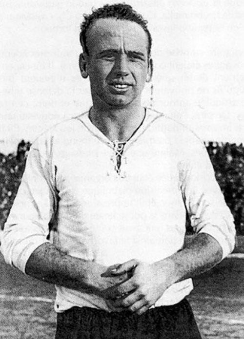 René Petit en 1930 - Odio Eterno Al Fútbol Moderno