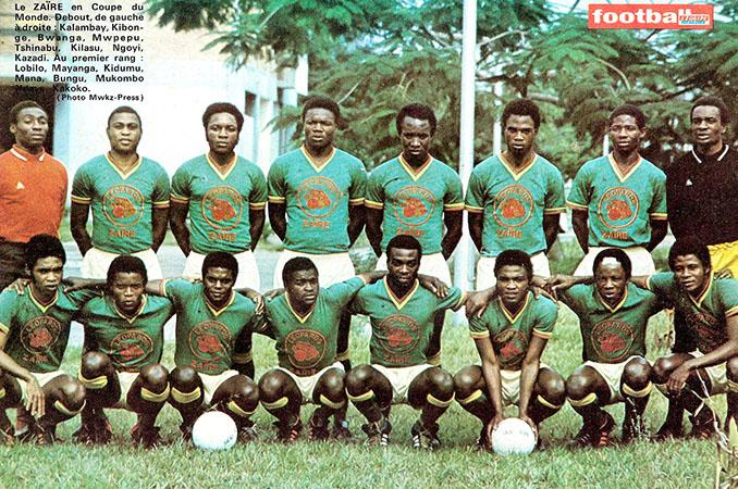 Selección de Zaire en el Mundial 1974 - Odio Eterno Al Fútbol Moderno