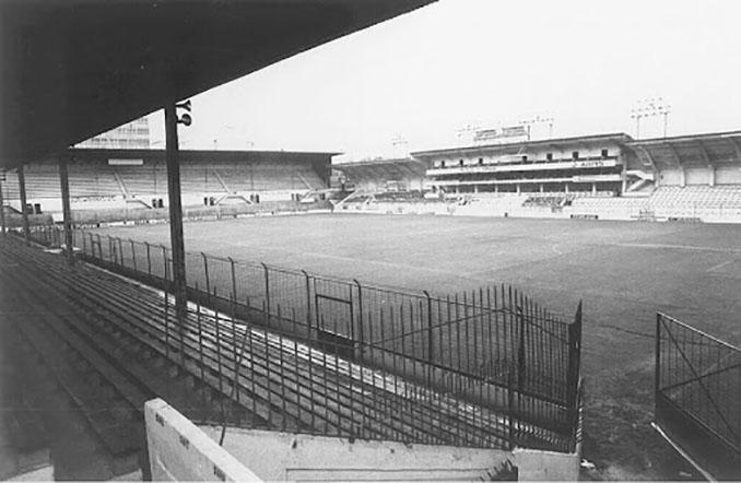 La afición txuri-urdin vivió grandes tardes en Atotxa - Odio Eterno Al Fútbol Moderno