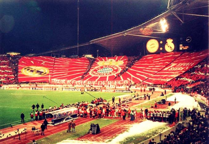 """El Olympiastadion ha albergado grandes momentos de """"El Clásico europeo"""" - Odio Eterno Al Fútbol Moderno"""