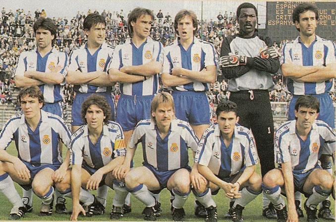 Real Club Deportivo Español en la temporada 1987-1988 - Odio Eterno Al Fútbol Moderno