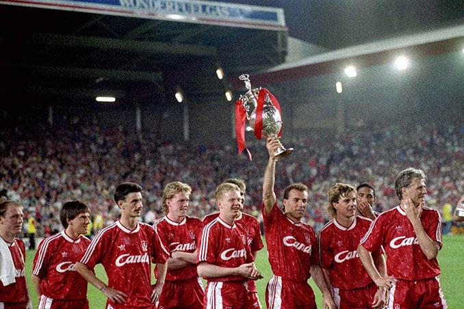 La última Liga del Liverpool databa de 1990 - Odio Eterno Al Fútbol Moderno