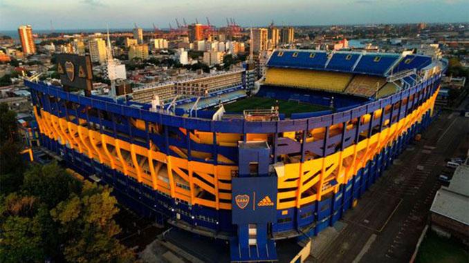 La Bombonera es la casa de Boca Juniors desde 1940 - Odio Eterno Al Fútbol Moderno