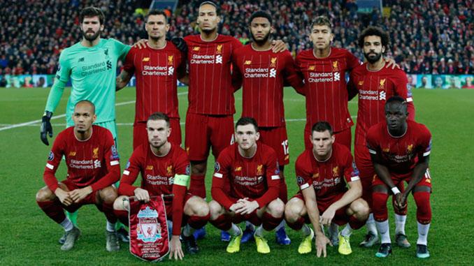 Liverpool campeón de la Premier League 2019-2020 - Odio Eterno Al Fútbol Moderno