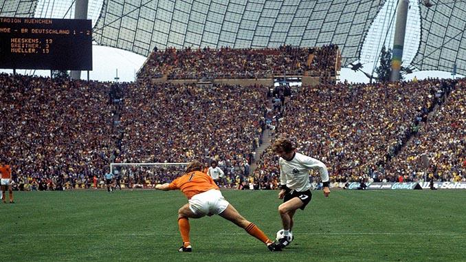 Final de la Copa del Mundo de 1974 - Odio Eterno Al Fútbol Moderno