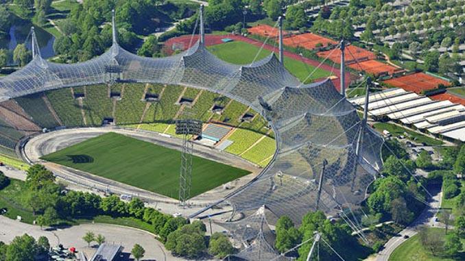 Olympiastadion, un templo del fútbol - Odio Eterno Al Fútbol Moderno