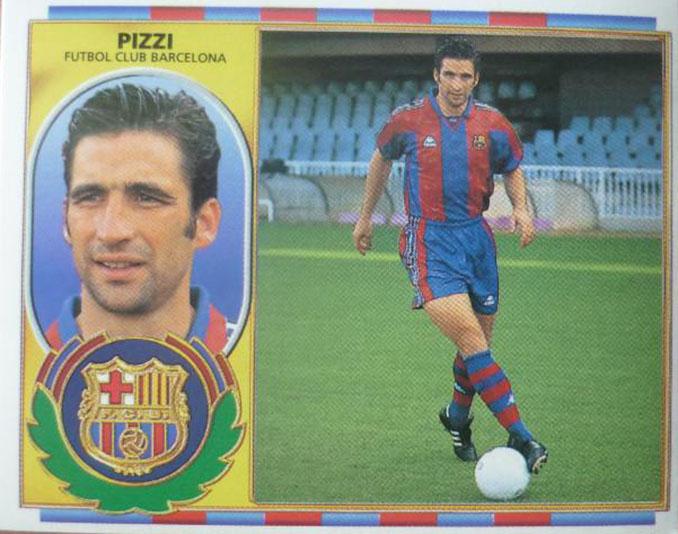 Cromo de Juan Antonio Pizzi - Odio Eterno Al Fútbol Moderno