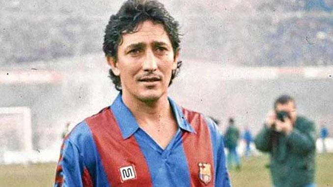 Romerito jugó 7 partidos en el FC Barcelona - Odio Eterno Al Fútbol Moderno