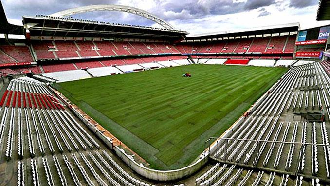 Estadio de San Mamés - Odio Eterno Al Fútbol Moderno
