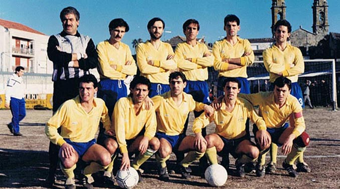 Club Juventud Cambados en los años 70 - Odio Eterno Al Fútbol Moderno
