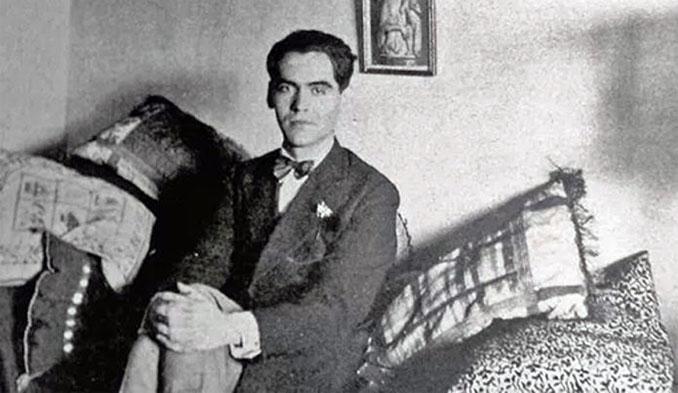 El escritor español Federico García Lorca - Odio Eterno Al Fútbol Moderno