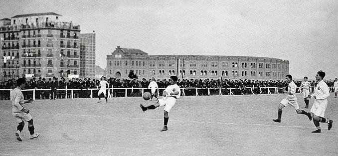 Extinto Campo de O'Donnell, el primer campo del Real Madrid - Odio Eterno Al Fútbol Moderno