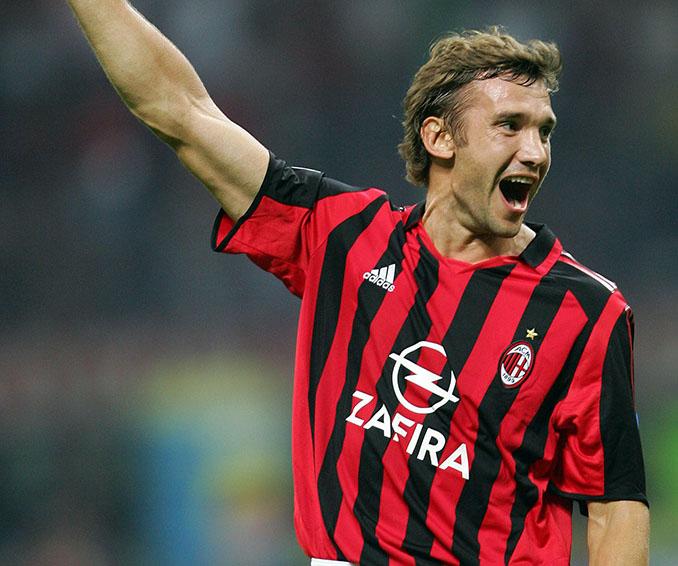 El gol de Shevchenko a la Juventus es uno de los mejores en la carrera del ucraniano - Odio Eterno Al Fútbol Moderno