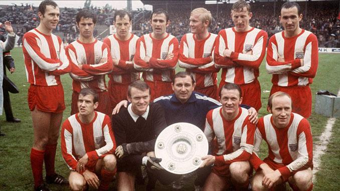 El Bayern de Múnich ganó su primera Bundesliga en 1969 - Odio Eterno Al Fútbol Moderno