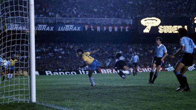 Final de la Copa América de 1989 entre Brasil y Uruguay - Odio Eterno Al Fútbol Moderno