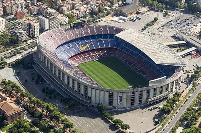 Camp Nou, el templo azulgrana - Odio Eterno Al Fútbol Moderno