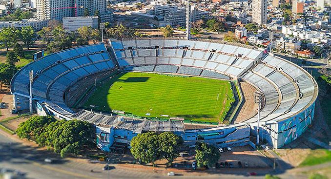 Estadio Centenario - Odio Eterno Al Fútbol Moderno