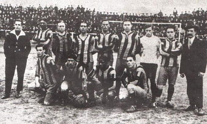 Central Uruguay Railway Cricket Club - Odio Eterno Al Fútbol Moderno