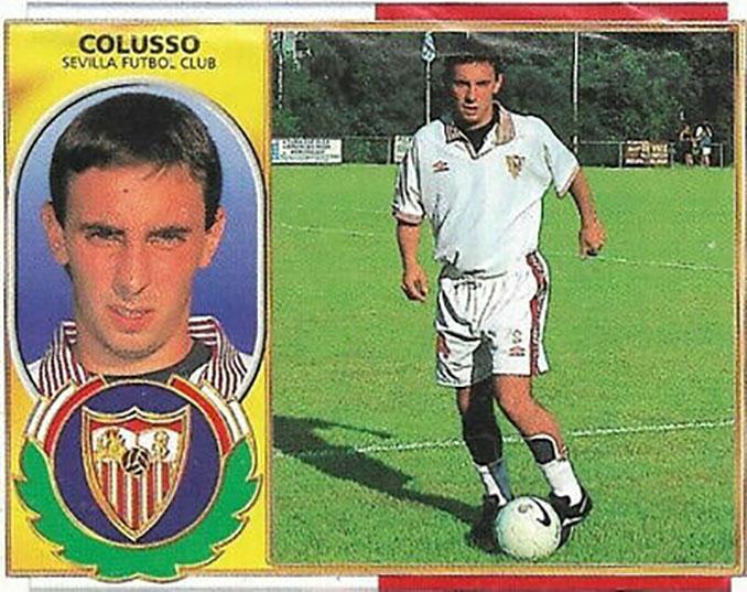 Cromo de Cristian Colusso - Odio Eterno Al Fútbol Moderno