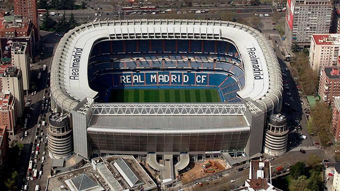 Estadio Santiago Bernabéu - Odio Eterno Al Fútbol Moderno