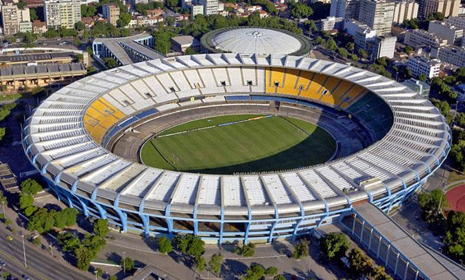 Estadio de Maracaná, un templo del fútbol - Odio Eterno Al Fútbol Moderno