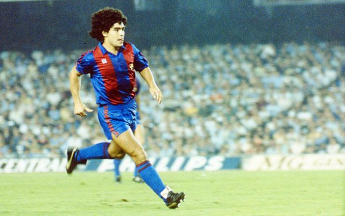 El mejor gol de Maradona (según Diego) se lo marcó al Estrella Roja - Odio Eterno Al Fútbol Moderno