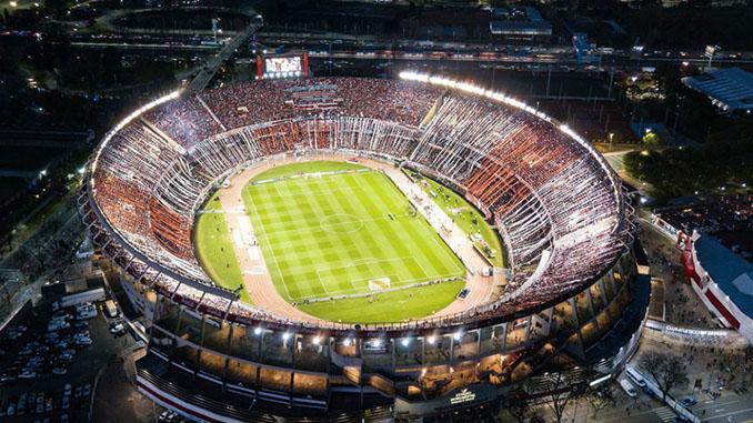 El Monumental es la casa de River Plate desde 1938 - Odio Eterno Al Fútbol Moderno