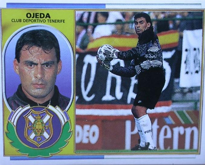 Cromo de Marcelo Ojeda - Odio Eterno Al Fútbol Moderno