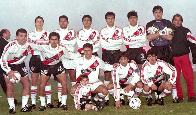 River Plate ganó su 2ª Copa Libertadores en 1996 - Odio Eterno Al Fútbol Moderno