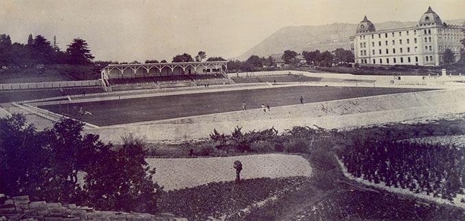 Estadio de San Mamés en 1913 - Odio Eterno Al Fútbol Moderno