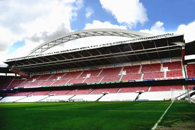 El arco de San Mamés es uno de los grandes emblemas de Bilbao - Odio Eterno Al Fútbol Moderno