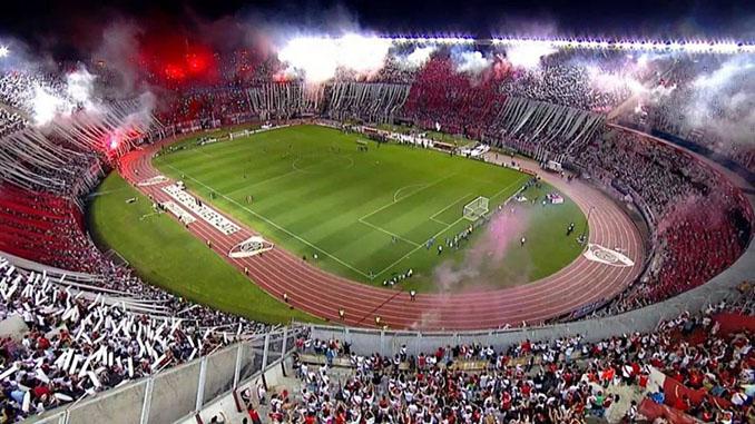 El Monumental, un templo del fútbol - Odio Eterno Al Fútbol Moderno