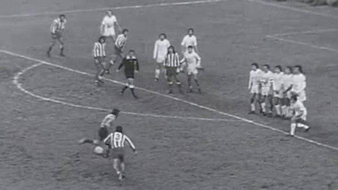 El gol de Panadero Díaz al Real Madrid fue el único que marcó de rojiblanco - Odio Eterno Al Fútbol Moderno
