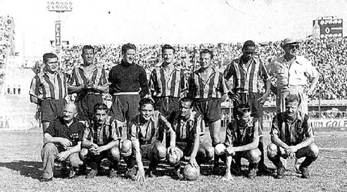 """""""La Máquina de 1949"""" uno de los mejores equipos de CA Peñarol - Odio Eterno Al Fútbol Moderno"""