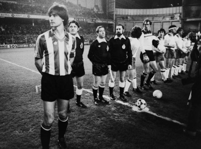"""Partido homenaje a """"Txetxu"""" Rojo en San Mamés - Odio Eterno Al Fútbol Moderno"""