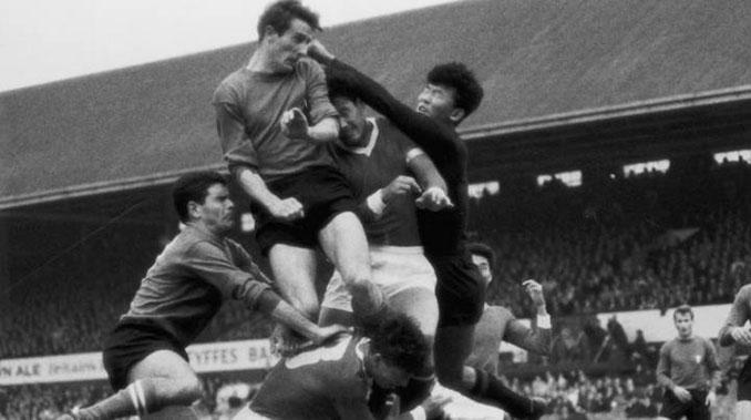Partido entre Corea del Norte e Italia en 1966 - Odio Eterno Al Fútbol Moderno