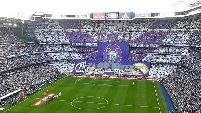 Estadio Santiago Bernabéu, el templo blanco - Odio Eterno Al Fútbol Moderno