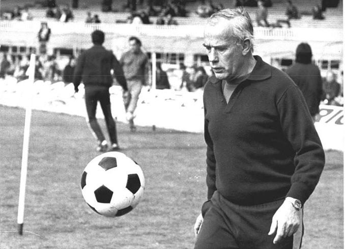 Hennes Weisweiler, leyenda del FC Colonia - Odio Eterno Al Fútbol Moderno